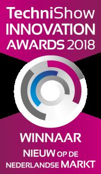 Technishow Innovations Award 2018 - Nw in de Ned Markt