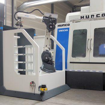 Hurco VMX30t - BMO Platinum 24 Frontloader