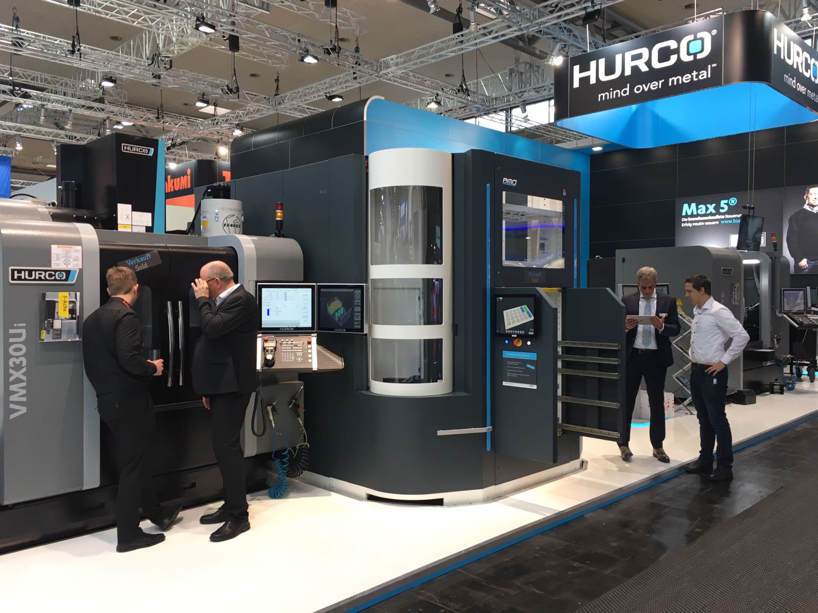 BMO CNC Automation EMO Hannover