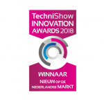 Logo TechniShow Award Winnaar 2018
