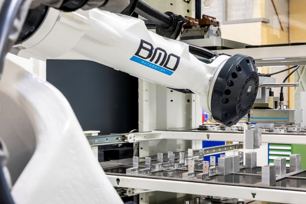 BMO Platinum 50 - DMU50 grijper