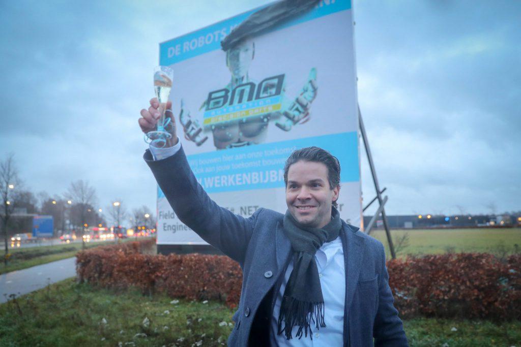 BMO Automation - Nieuwbouw Frank Biemans