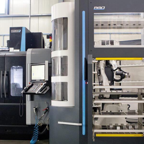 Getech BMO Titanium 50 - Hurco en Doosan CNC Machine