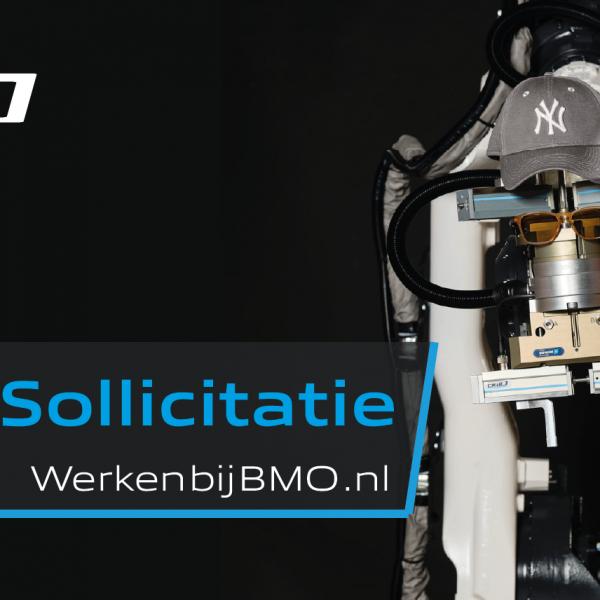 Open Sollicitatie BMO Automation
