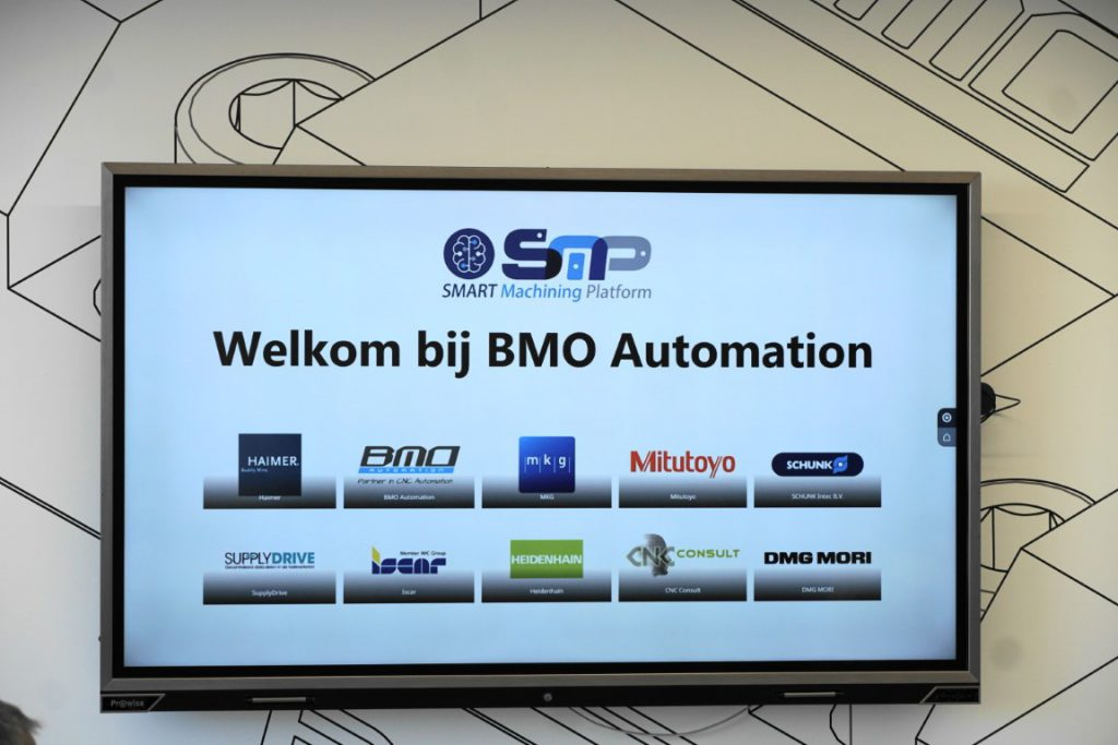 SMP BMO Automation workshop