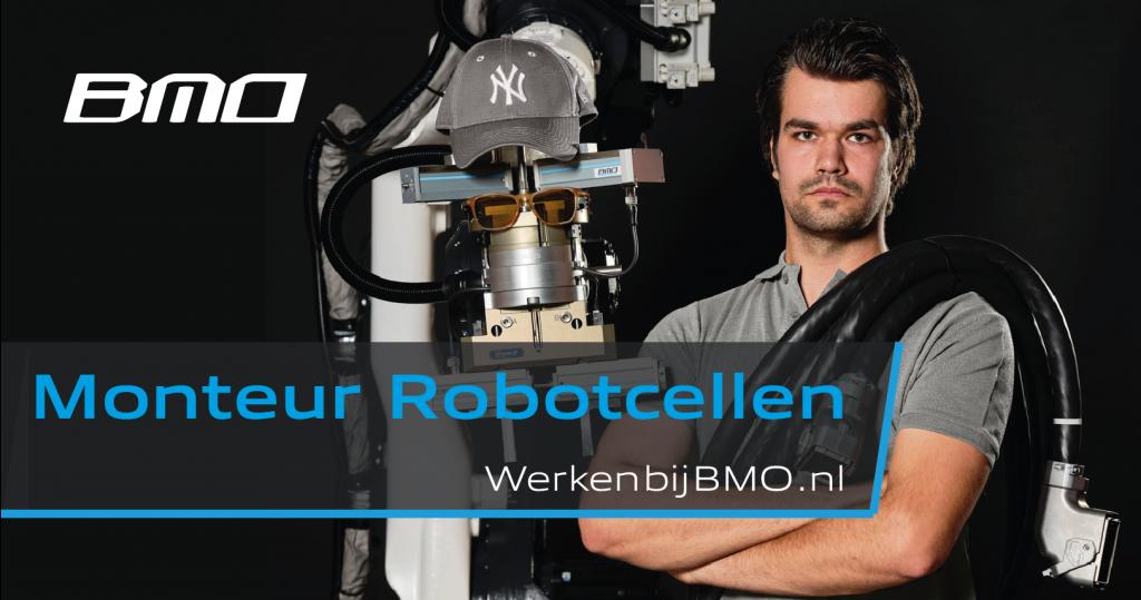 Vacature Monteur Robotcellen