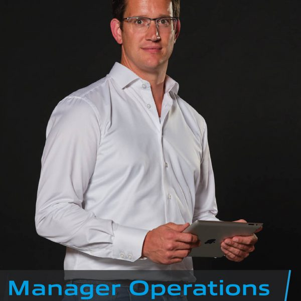 Vacature Manager Operations